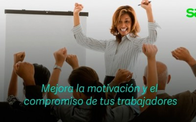 Productividad, mejora la motivación  de tus trabajadores