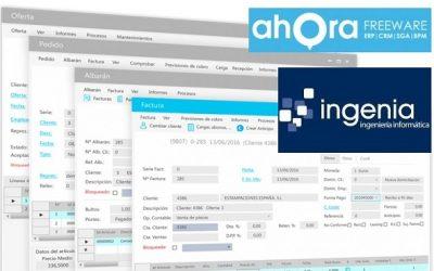 Informática Ingenia ofrece la solución perfecta para pequeñas empresas que busquen un software de gestión sencillo y de calidad