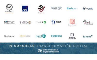 Ingenia patrocina el IV Congreso de Transformación Digital con 200 asistentes